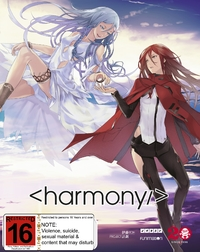Project Itoh: Harmony on Blu-ray