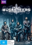 The Musketeers - The Complete Series 3 on DVD