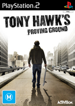 Tony Hawk's Proving Ground for PlayStation 2