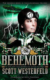 Behemoth (Leviathan #2) by Scott Westerfeld