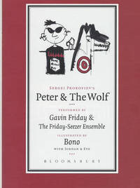 Peter and the Wolf: Performed by Gavin Friday and the Friday-Seezer Ensemble by S.S. Prokof'ev image