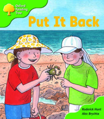 Oxford Reading Tree: Stage 2: First Phonics: Put it Back by Roderick Hunt image