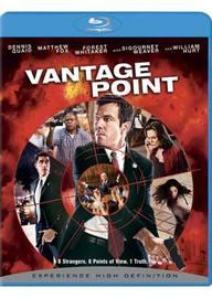 Vantage Point on Blu-ray image