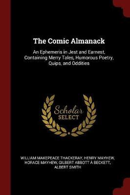 The Comic Almanack by William Makepeace Thackeray image