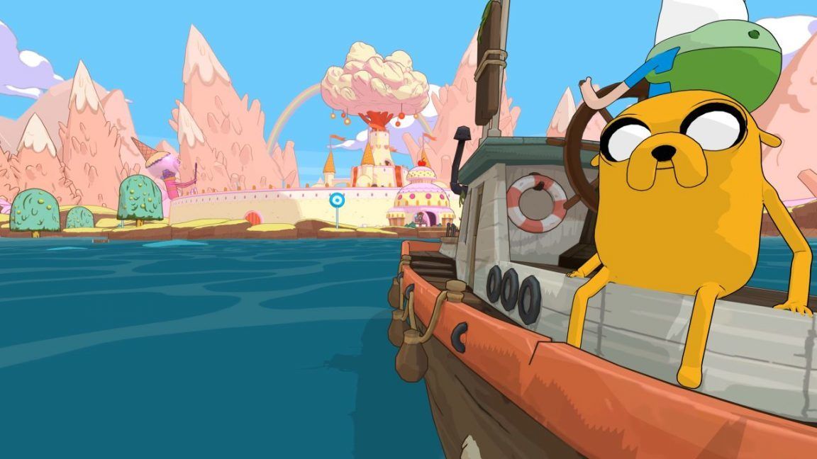 Adventure Time: Pirates of the Enchiridion for Xbox One image