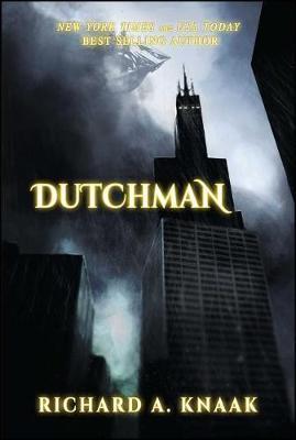Dutchman by Richard A Knaak image