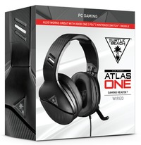 Turtle Beach Atlas One Gaming Headset for PC for PC