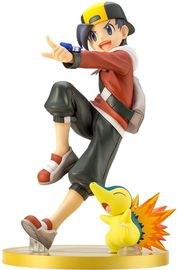 ARTFX 1/8 Ethan with Cyndaquil - PVC Figure