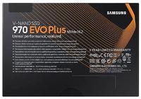 250GB Samsung 970 EVO Plus M.2 NVMe PCIe SSD