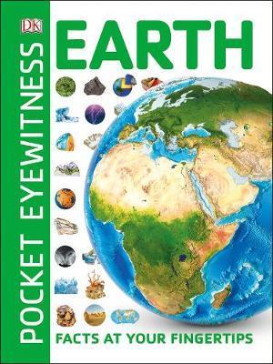 Pocket Eyewitness Earth by DK