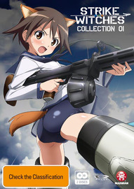 Strike Witches - Collection 1 (2 Disc Set) on DVD