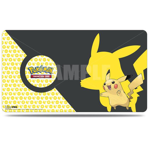 Ultra Pro: Pokemon Playmat: Pikachu