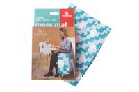Moose Mess Mat - Whales