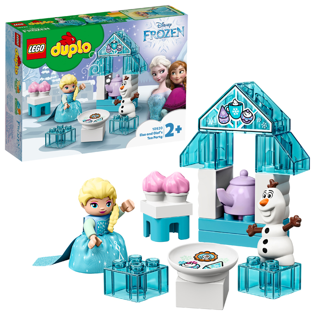 LEGO DUPLO: Elsa & Olaf's Ice Party - (10920)