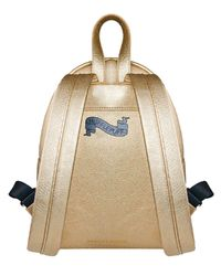 Danielle Nicole: Harry Potter - Hufflepuff Stained Glass Window Backpack