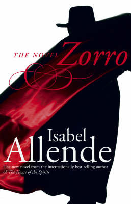 Zorro: The Novel by Isabel Allende image