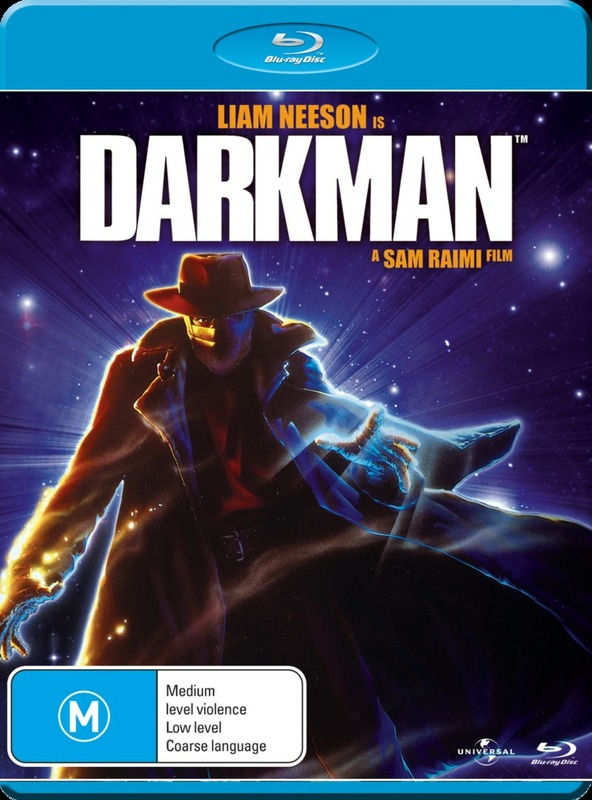 Darkman on Blu-ray
