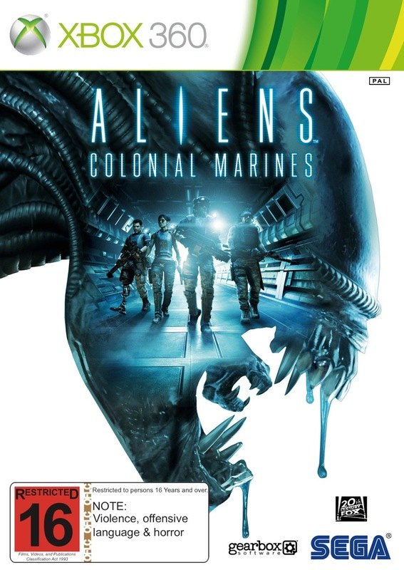 Aliens: Colonial Marines for X360