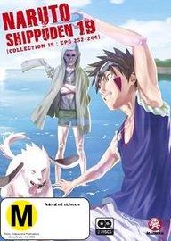 Naruto Shippuden - Collection 19 DVD