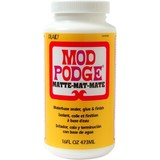Mod Podge Matt Waterbase Sealer Finish Glue (473ml)