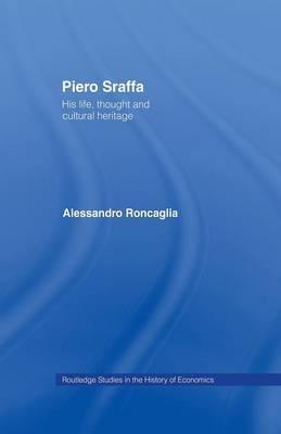 Piero Sraffa by Alessandro Roncaglia