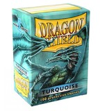 Dragon Shield Turquoise Card Sleeves