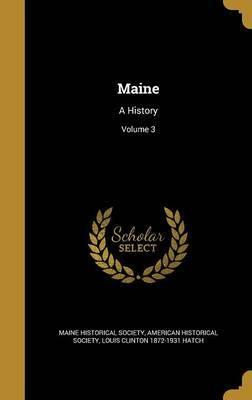 Maine by Louis Clinton 1872-1931 Hatch