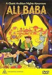 Ali Baba on DVD