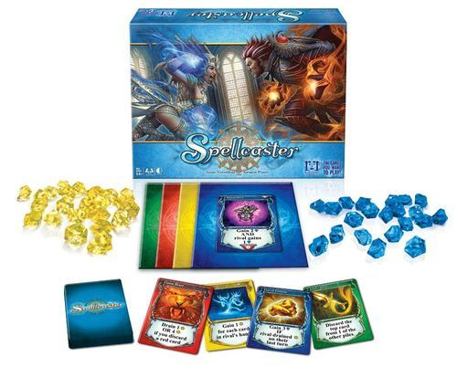 Spellcaster - Card Game image