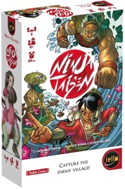 Ninja Taisen - Board Game image