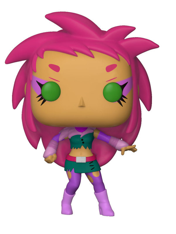 Teen Titans Go - Starfire (Night Begins Ver.) Pop! Vinyl Figure