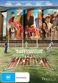 The Merger on DVD
