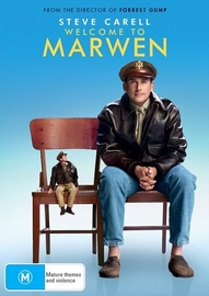 Welcome To Marwen on DVD