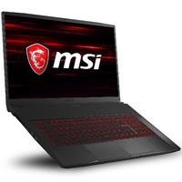 """MSI 17.3"""" GF75 Thin 9SC i7 Gaming Laptop i7-9750H, 8GB RAM, GTX 1650MAX Q image"""