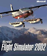 Microsoft Flight Simulator 2002 for PC Games
