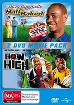 Half Baked / How High - 2 DVD Movie Pack on DVD