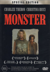 Monster - Special Edition (2 Disc Set) on DVD