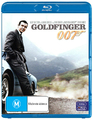 Goldfinger (2012 Version) on Blu-ray