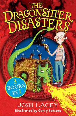 The Dragonsitter Disasters by Josh Lacey image