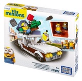 Mega Bloks: Buildable Minions - Station Wagon Getaway