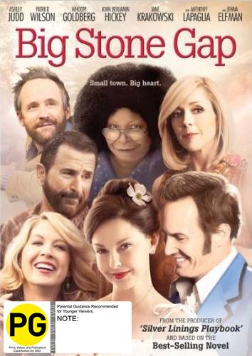 Big Stone Gap on DVD