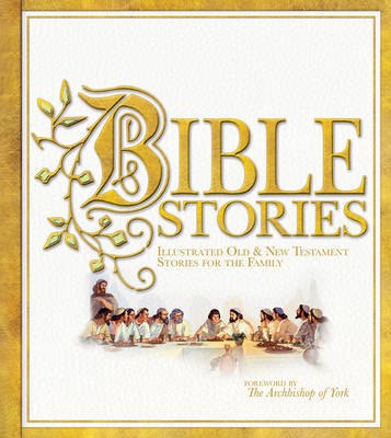 Bible Stories by James Harpur image