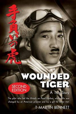 Wounded Tiger by Martin Bennett image