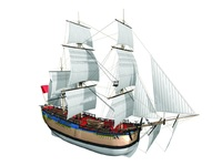 Billing Boats 1:50 HMS Endeavour (Experienced)