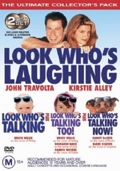 Look Who's Laughing - The Ultimate Collector's Pack (2 Disc Set) on DVD image