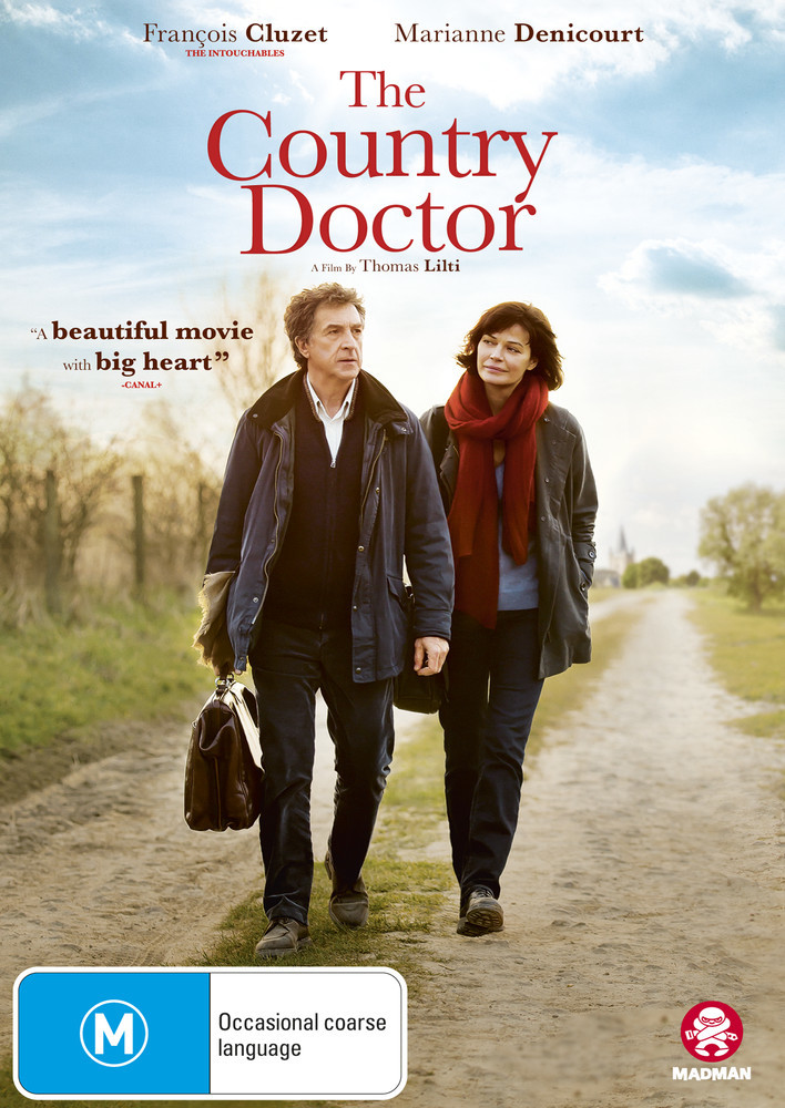 The Country Doctor on DVD image