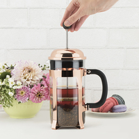 Pinky Up: Piper Press Pot - (Rose Gold)