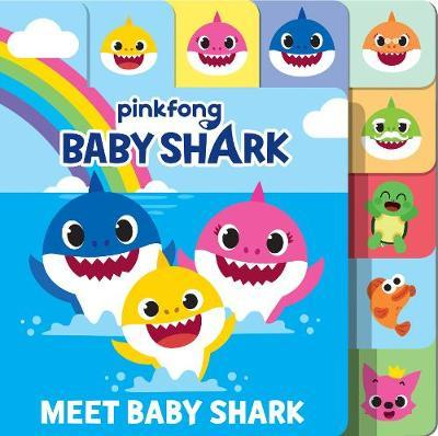 Meet Baby Shark by Pinkfong image