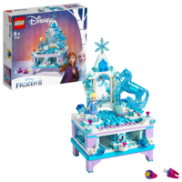 LEGO Disney: Frozen II - Elsa's Jewellery Box Creation (41168)