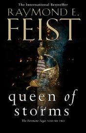Queen of Storms by Raymond E Feist image